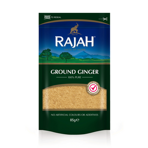Ground Ginger 85g by Rajah
