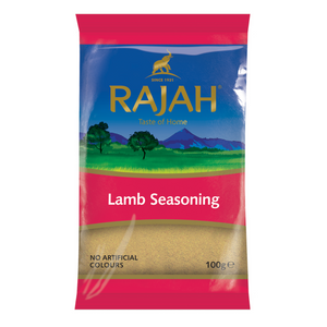 Lamb Seasoning Spice Mix 100g by Rajah