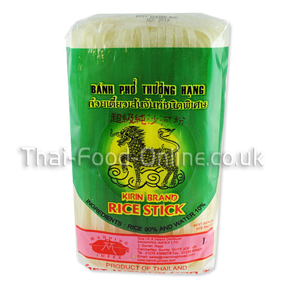 Rice Stick (5mm) - Thai Food Online (your authentic Thai supermarket)