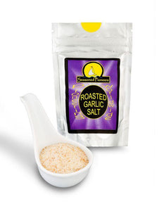 Roasted Garlic Salt 63g by Seasoned Pioneers