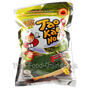 Crispy Seaweed (Wasabi) - Thai Food Online (your authentic Thai supermarket)