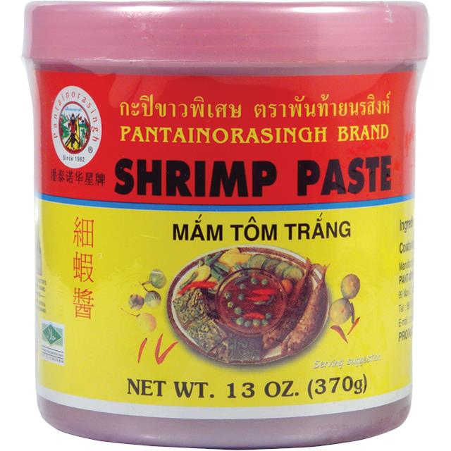 Thai shrimp paste (Kapi) 370g by Pantai