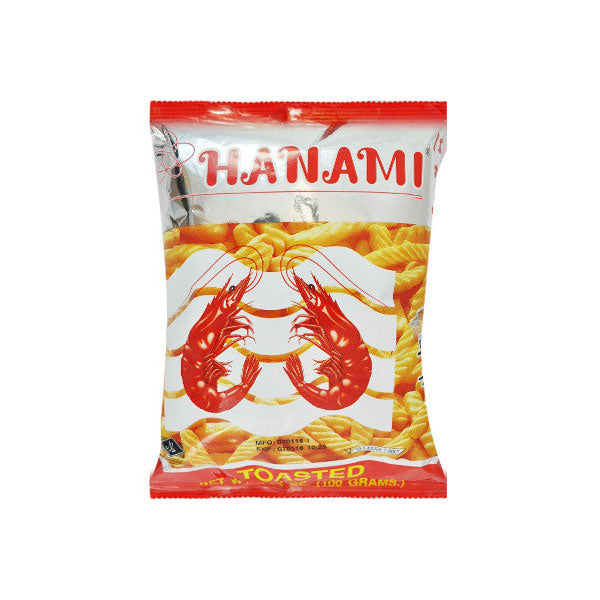 Thai prawn cracker (100g) by Hanami