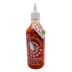 Sriracha Hot Chilli Sauce (Coconut) 455ml by Flying Goose