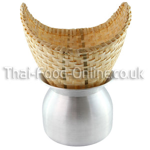 Sticky (glutinous) Rice Steamer Set - Thai Food Online (your authentic Thai supermarket)