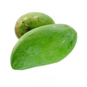 Thai sweet green mango