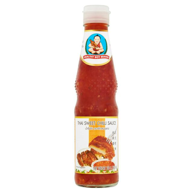 Thai Sweet Chilli Sauce For Chicken 300ml bottle by Healthy Boy