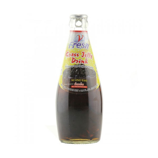 Thai Grass Jelly Drink 290ml by V-Fresh