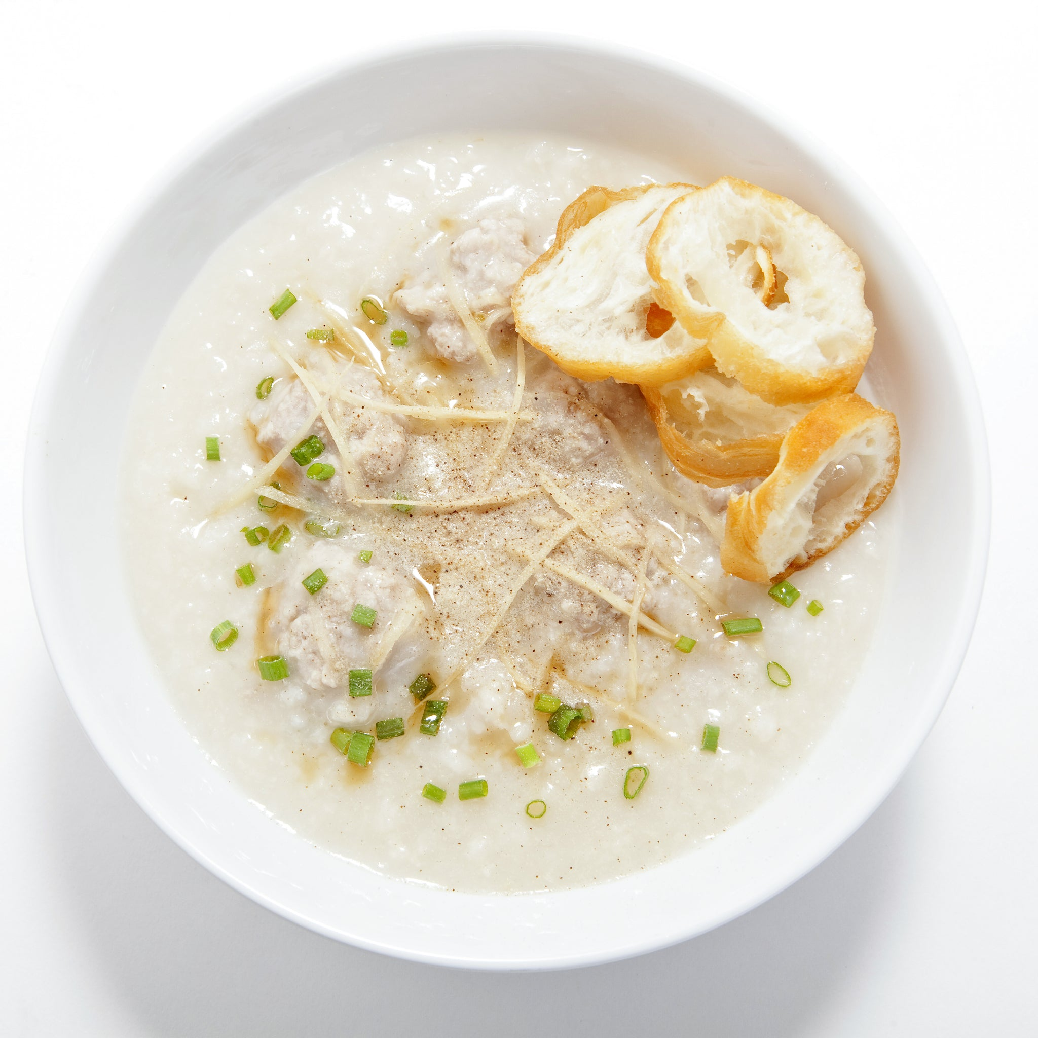 Instant jok rice soup porridge (pork) (50g) by Mama