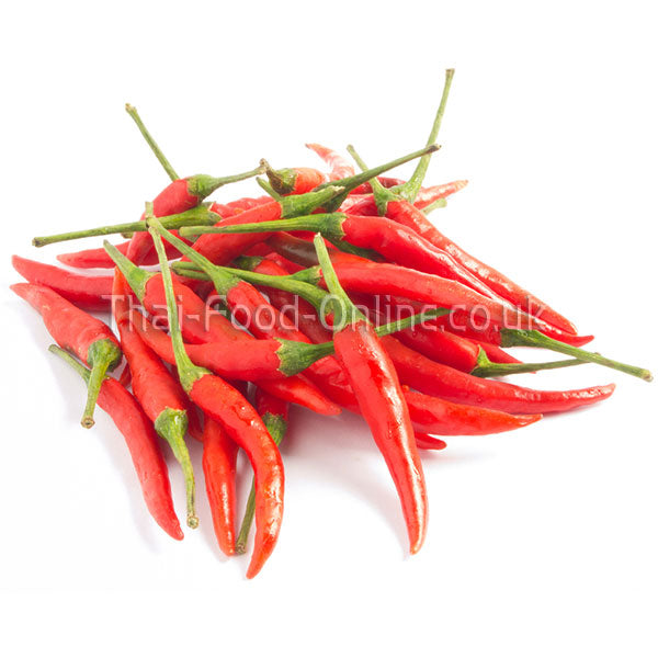 Small Thai red chillies - Thai Food Online (your authentic Thai supermarket)