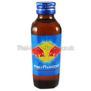 Thai Red Bull (Kratingdaeng) - Thai Food Online (your authentic Thai supermarket)