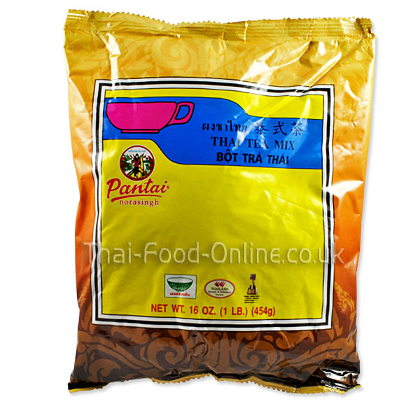 Thai Tea Mix - Thai Food Online (your authentic Thai supermarket)