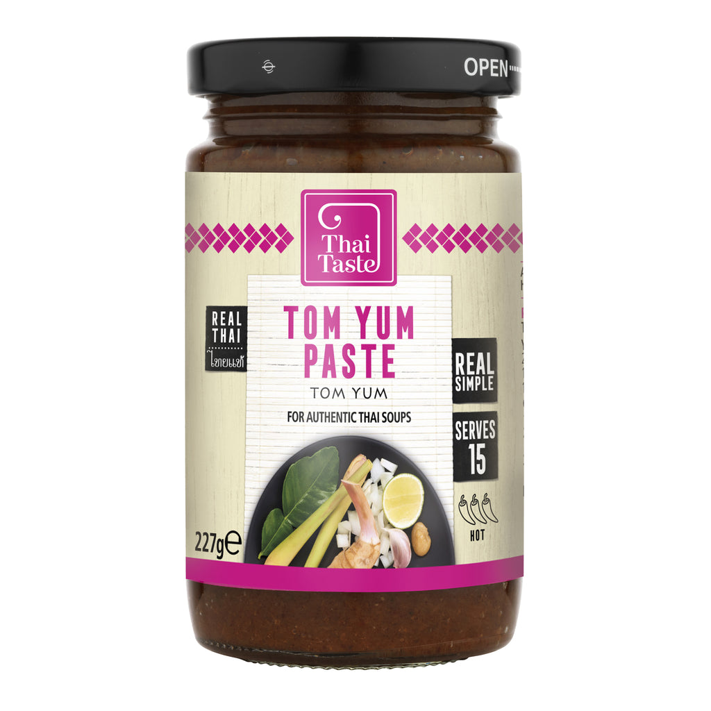 Thai tom yum (yam) paste 227g by Thai Taste