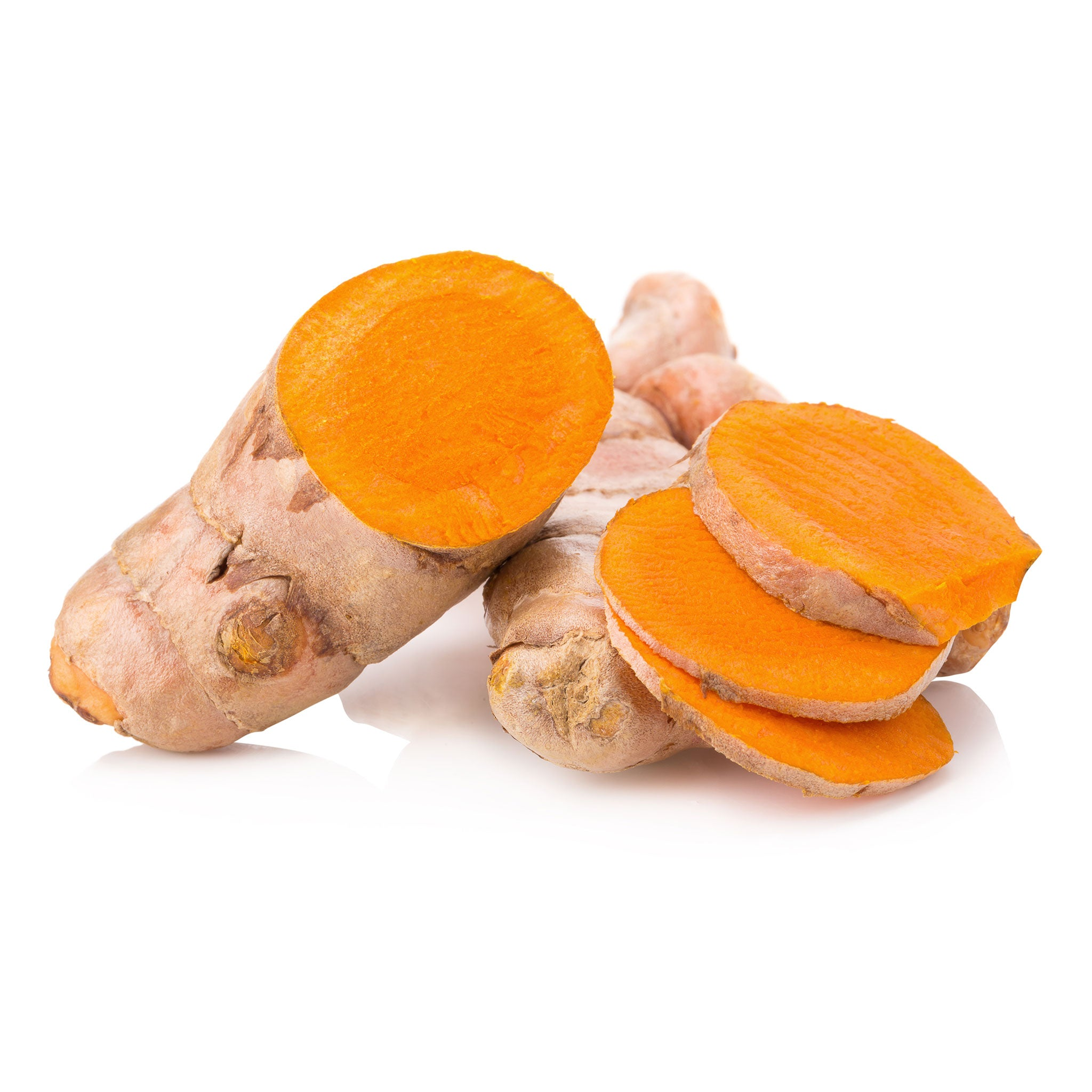 Fresh Thai turmeric (haldi) 100g - imported weekly from Thaiand