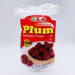 Dried salted plum (red) 70g by XO