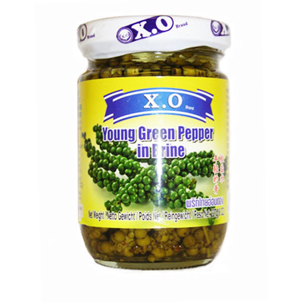 Thai Young Green Peppercorn (227g) by XO