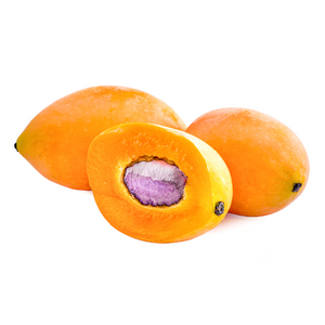 Fresh Yellow Plum Mangoes (Maprang) 500g - Imported Weekly from Thailand