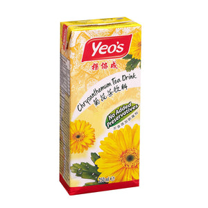 Asian Chrysanthemum Tea (250 ml) by Yeo's