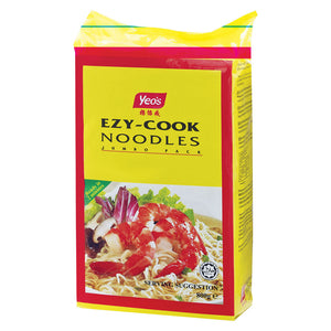 Asian EZY Cook Fried Noodles (Jumbo Pack) (800 g) by Yeo's