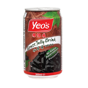 Asian Grass Jelly Drink (300 ml) by Yeo's