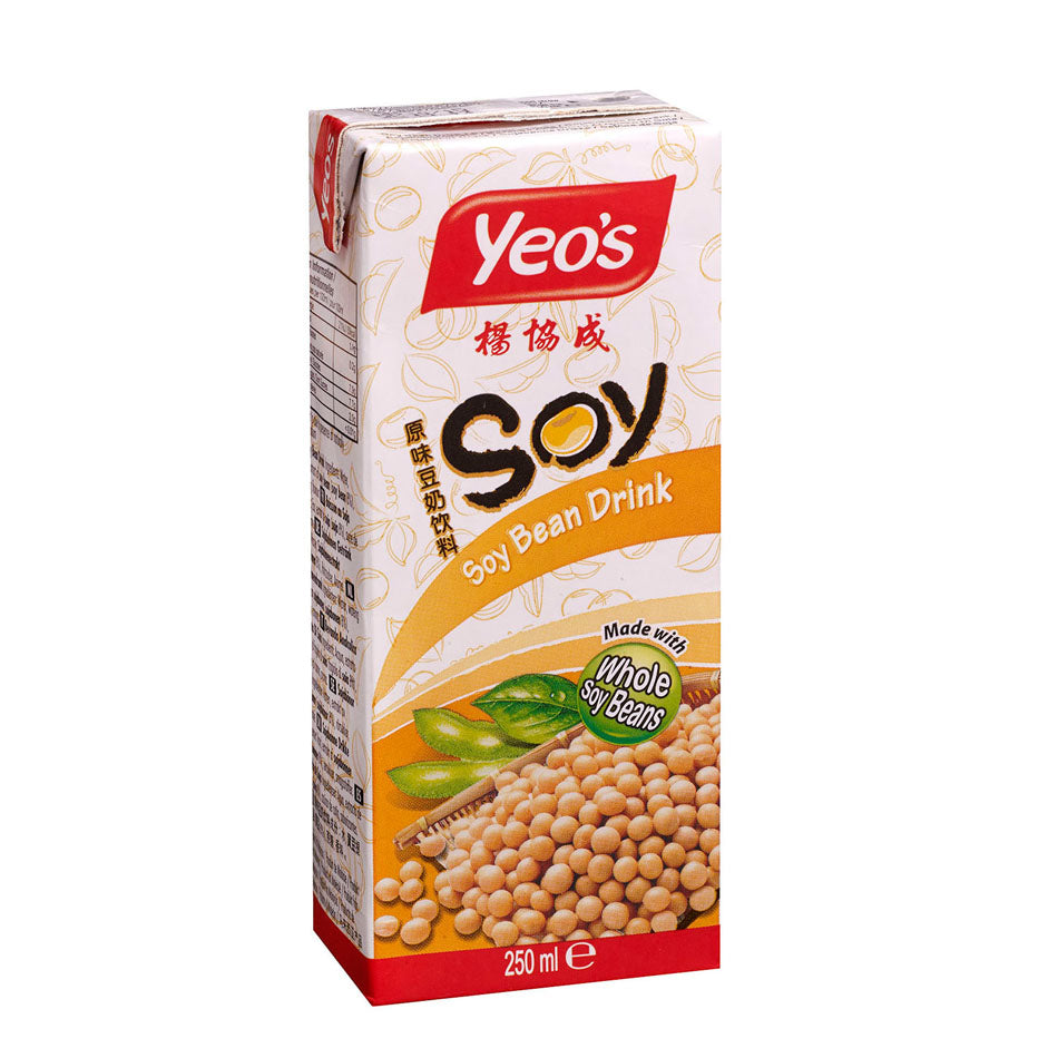 Soy Bean Drink (250ml) by Yeo's