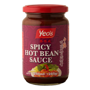 Asian Spicy Hot Bean Sauce 250ml by Yeo's
