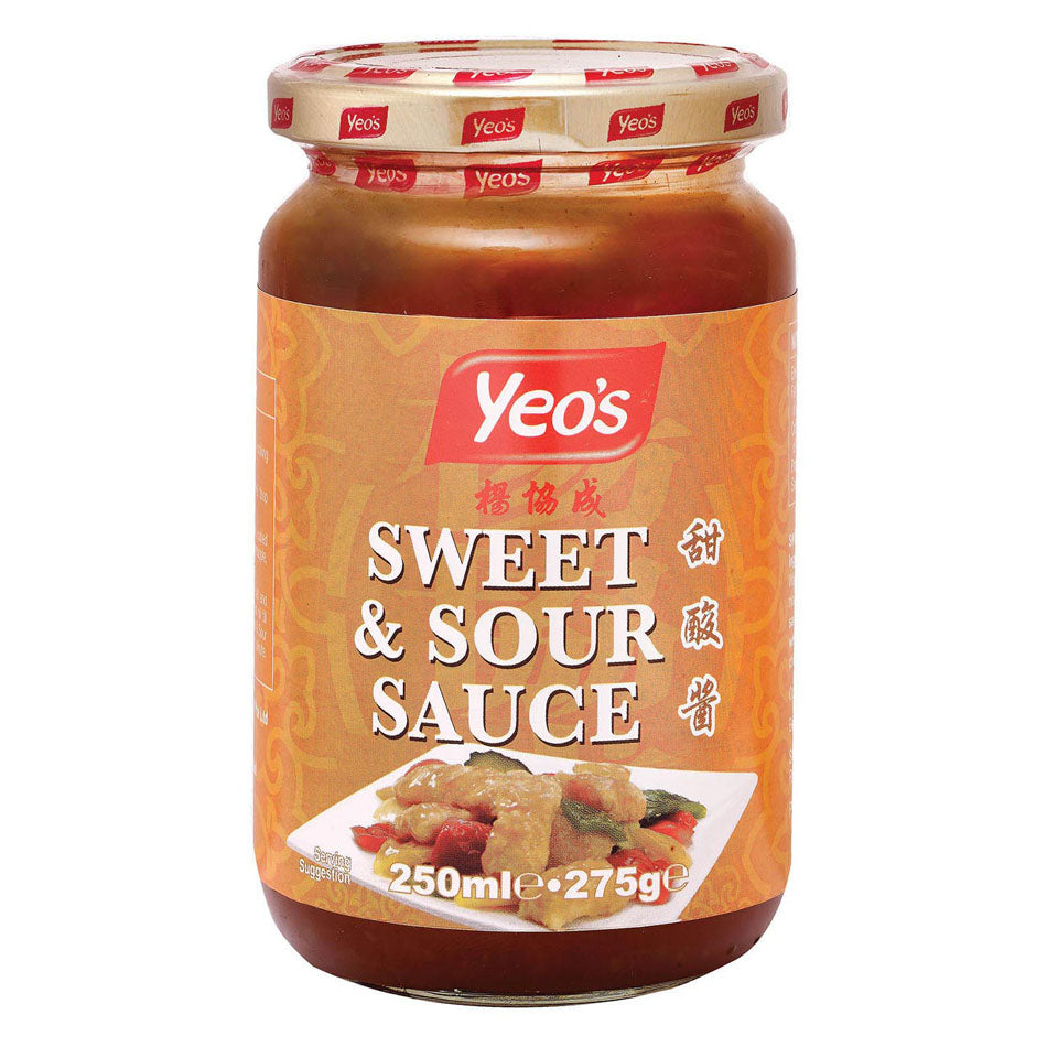 *REDUCED* Asian Sweet and Sour Sauce 250ml by Yeo's