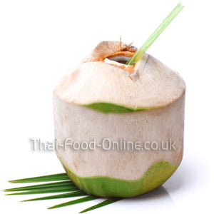 Thai young coconut - Thai Food Online (your authentic Thai supermarket)