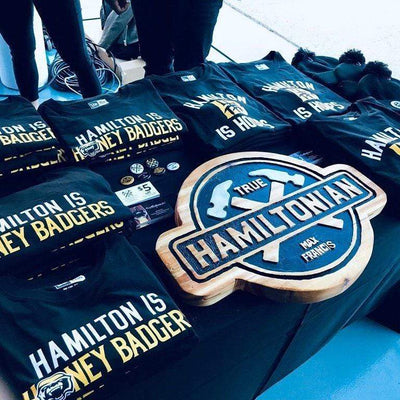 Basketball Comes to Hamilton