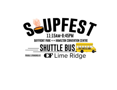 Living Rock Soupfest Shuttle