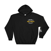 Hamilton is Honey Badgers Hoodie