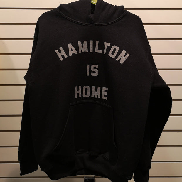 Hamilton is Home Kids Hoodie - True Hamiltonian