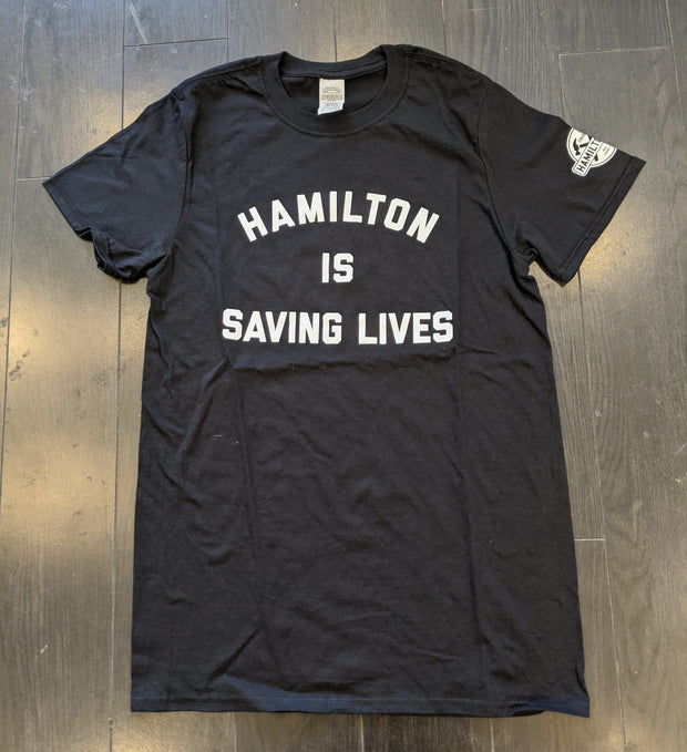 Hamilton is saving lives