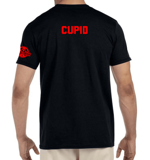 Holiday tee, Christmas edition - CUPID