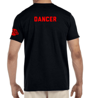 Holiday tee, Christmas edition - Dancer