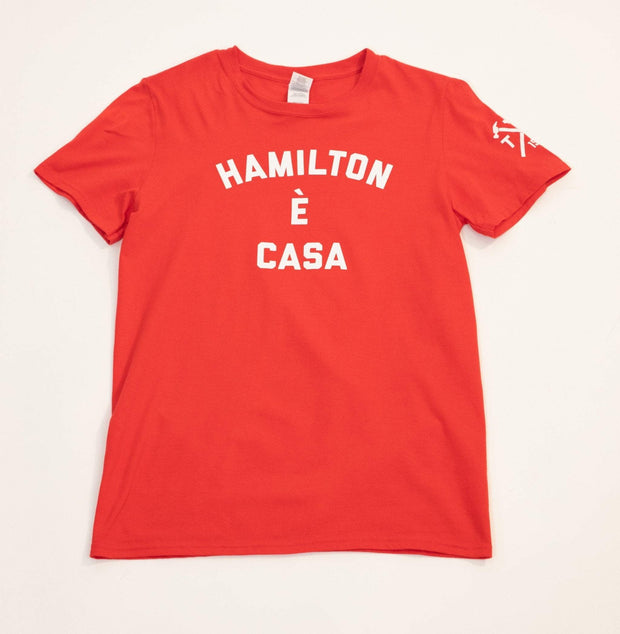 Hamilton is Home - Italian - True Hamiltonian