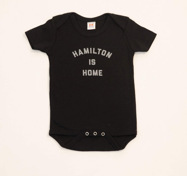 Hamilton is Home Onesie - True Hamiltonian