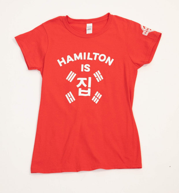 Hamilton is Home - Korean - True Hamiltonian