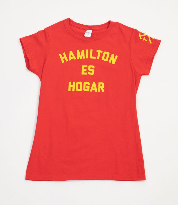 Hamilton is Home - Spanish - True Hamiltonian