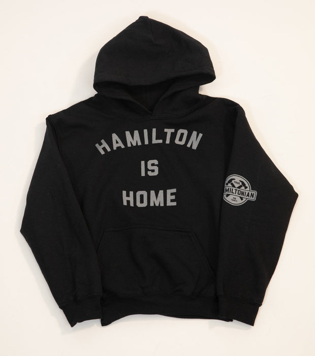 Hamilton is Home Classic Hoodie - True Hamiltonian