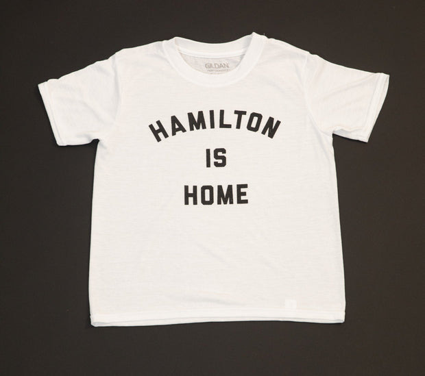 Hamilton is Home Classic Kids Tee - True Hamiltonian