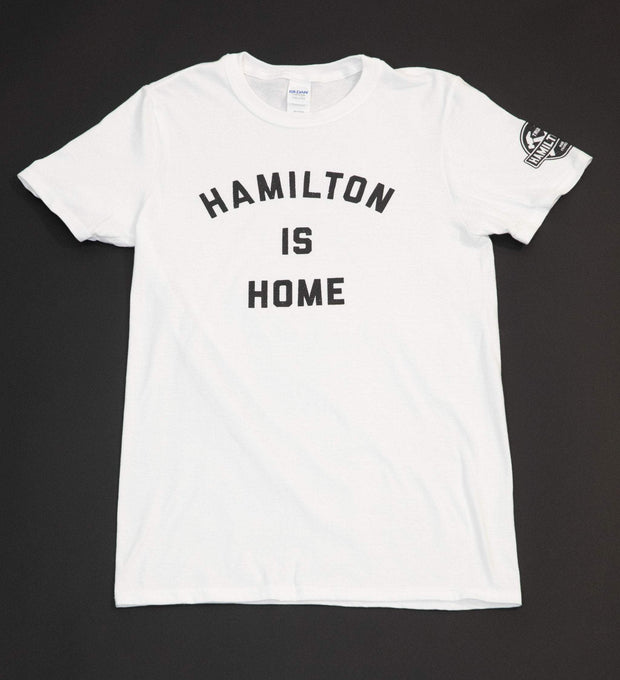 Hamilton is Home Classic Tee - True Hamiltonian