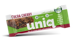 A5 Uniq Cocoa Cherry Bar - 12/Box
