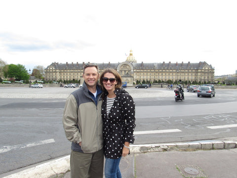 Honeymoon in Paris