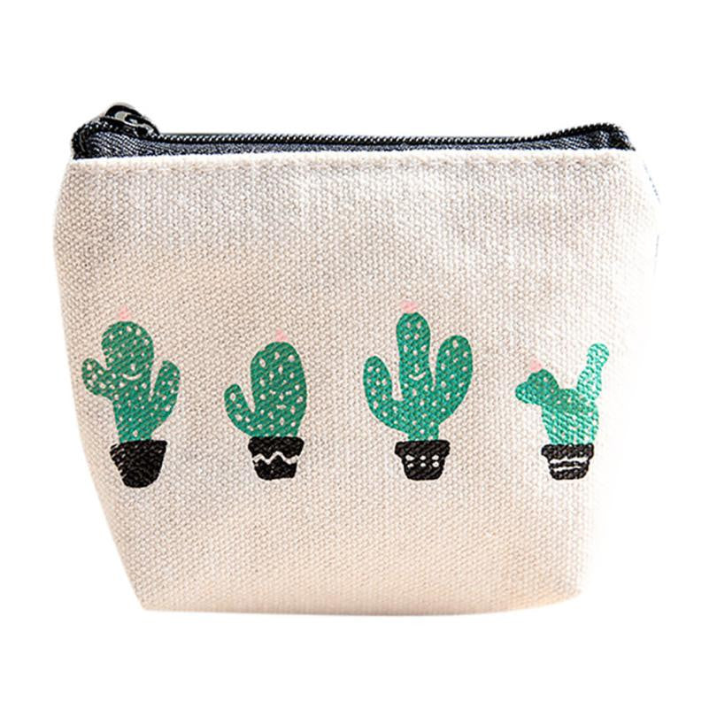 Coin Purse Cute Snacks Wallet