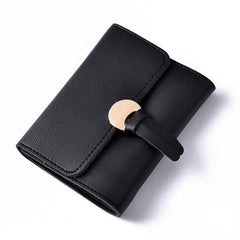 Zipper Cute Small Wallets