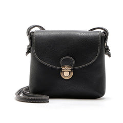 AUHWONE Women Leather Flap Shoulder Bag female bag Satchel crossbody bags for women bao bao #LREL