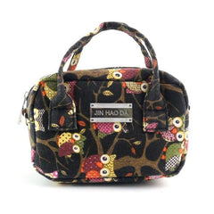 Owl Pattern Shoulder Bag