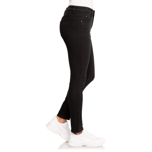 wonderjeans Ankle Black