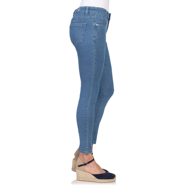 wonderjeans Ankle Sea Blue